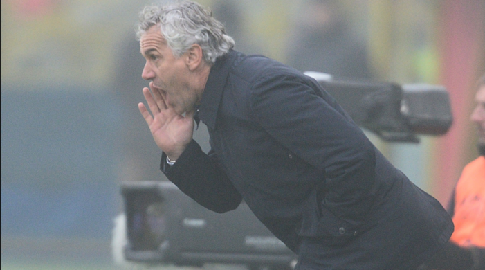 """Bologna, Donadoni: """"Ci abbiamo provato, meglio nella ripresa"""""""
