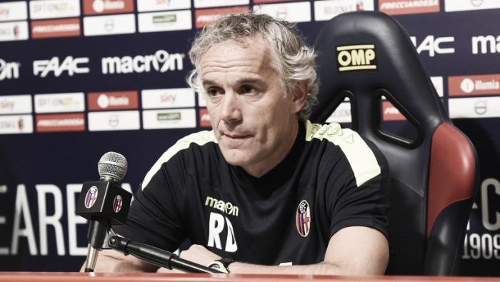 """Bologna, Donadoni: """"L'Atalanta è equiparabile ad una big del nostro campionato"""""""