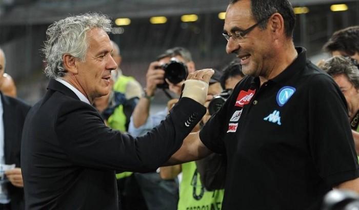 Il Napoli abbatte il Bologna (1-7): le voci del post partita