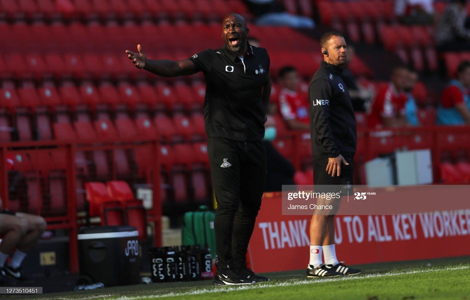 Moore taking Doncaster back to class to make up for lost time