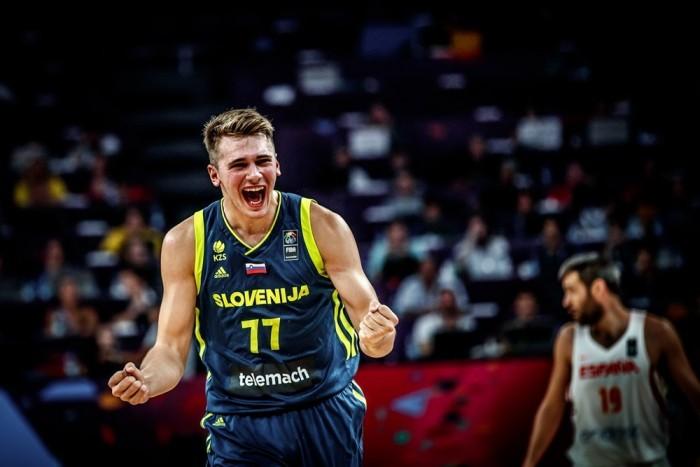EuroBasket 2017 - La Slovenia è favolosa. La Spagna abdica 72-92!