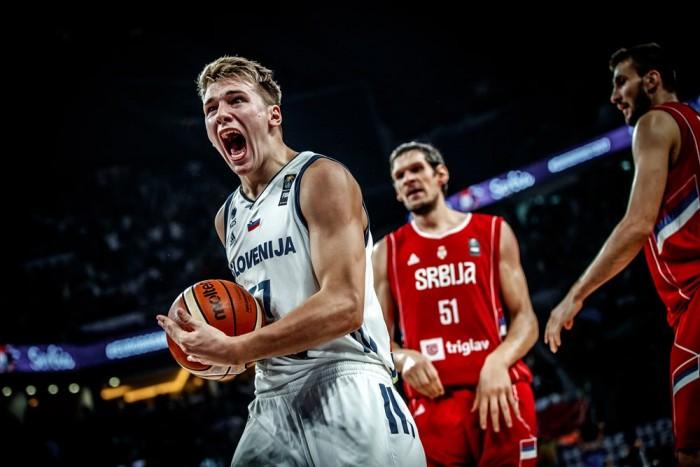 Diretta Slovenia-Serbia in tv la finale degli Europei di basket
