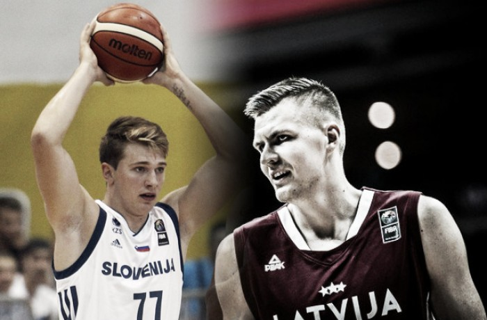 Eurobasket 2017 - Porzingis e Doncic: a voi la scena