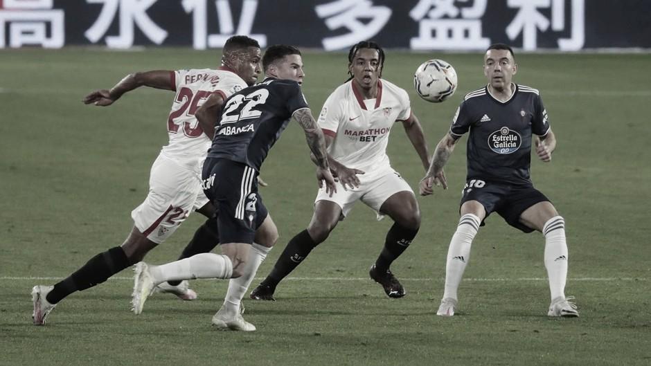 Previa Celta de Vigo - Sevilla FC: objetivo Balaídos, la victoria