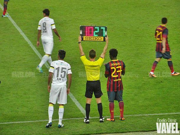 FC Barcelona 2013/14: Jean Marie Dongou