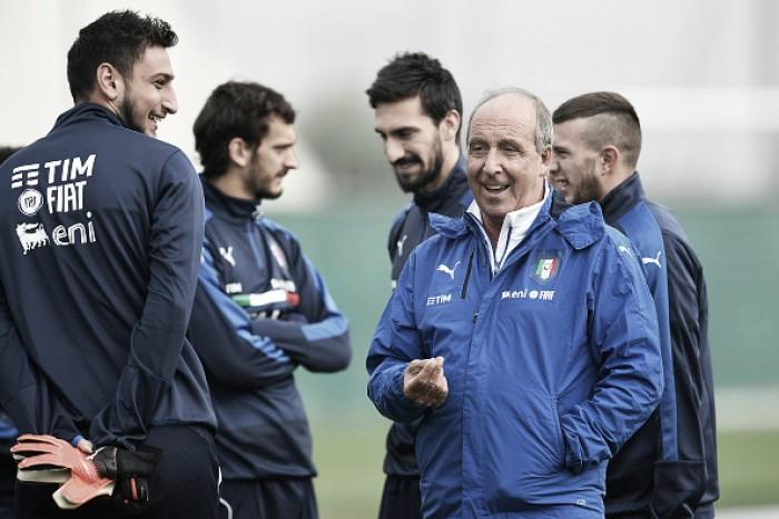 Nova geração faz Ventura abrir mão do 3-5-2 e implantar 4-2-4 na Seleção Italiana