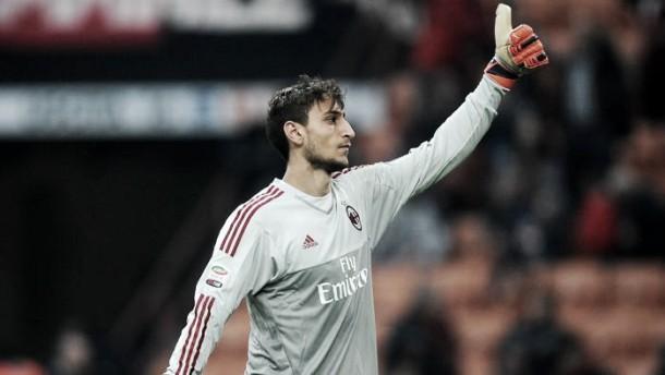 """Donnarumma: """"Ho scelto io il Milan, adesso voglio migliorare giorno dopo giorno"""""""