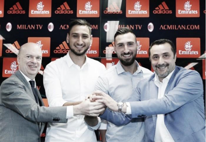 Donnarumma em dose dupla: Milan contrata Antonio, irmão mais velho do jovem goleiro