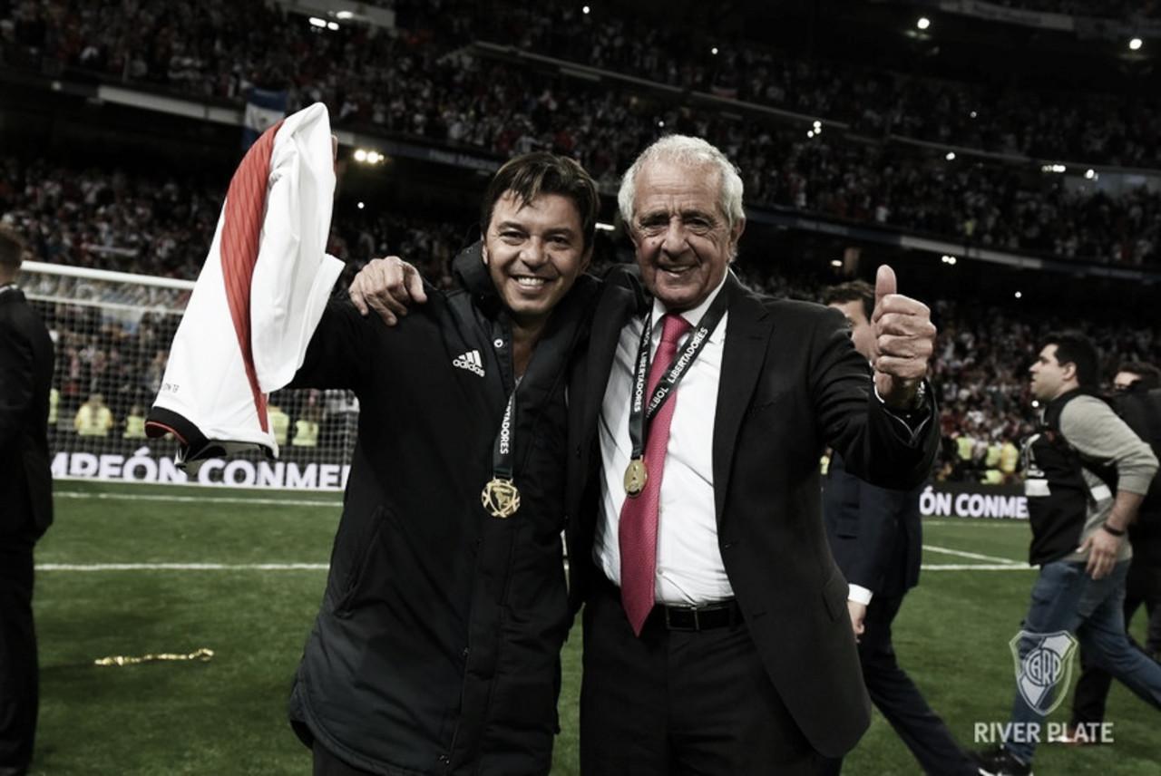 """D´Onofrio: """"Ganamos la Libertadores más importante de la historia"""""""