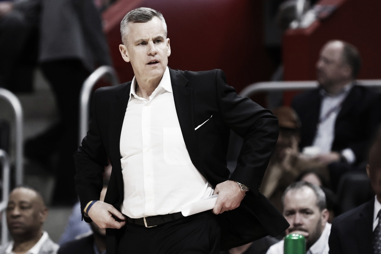 Chicago Bulls anuncia contratação do técnico Billy Donovan, ex-Oklahoma City Thunder