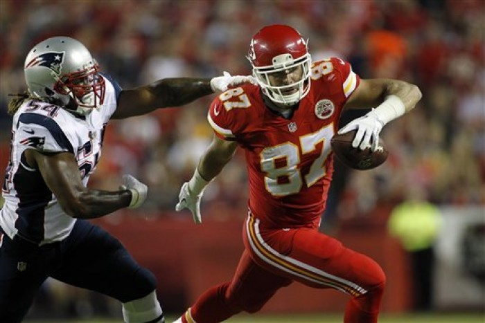 Red-Hot Kansas City Chiefs Flounce Into Foxborough For AFC Divisional Round Matchup With New England Patriots