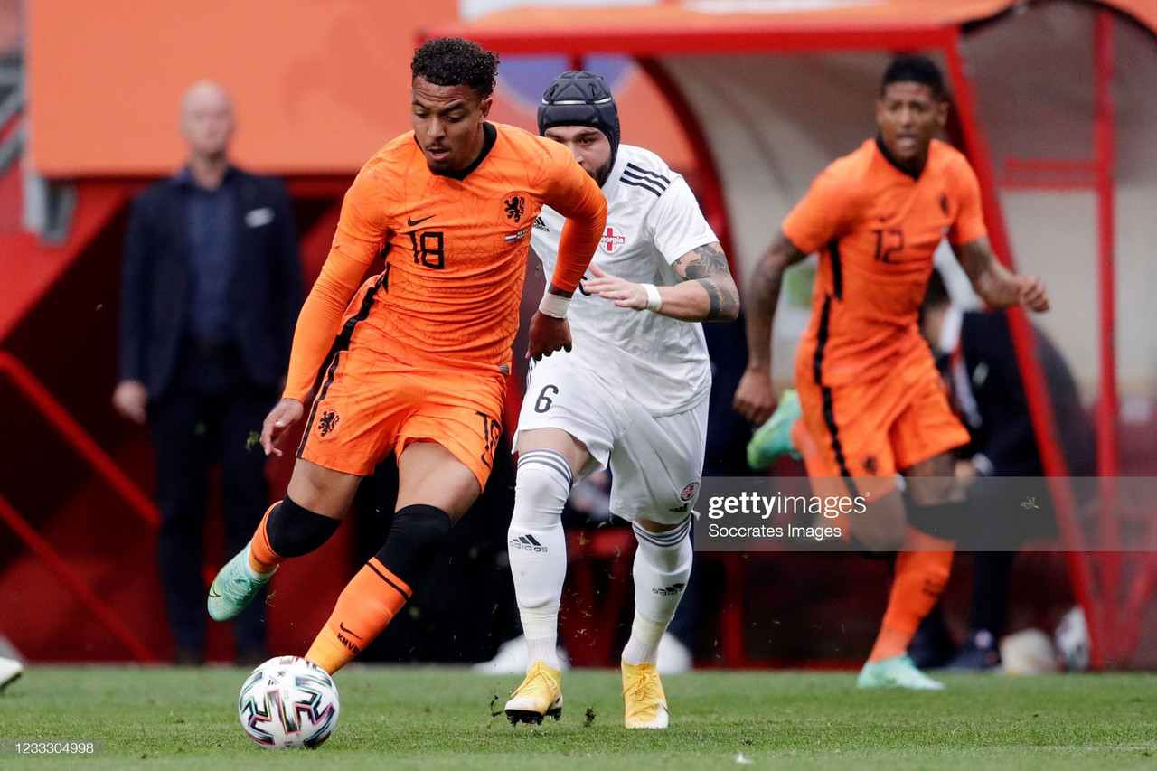 What impact could Donyell Malen on the Euros?