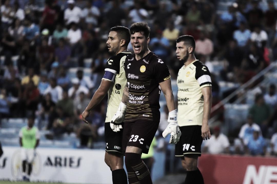 Jesús Chávez , Gaspar Servio y Rubén Monges (Imagen: Dorados de Sinaloa)