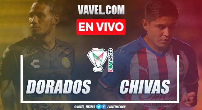 Goles, Resumen y Penales: Dorados de Sinaloa 0(6)-(5)1 Chivas de Guadalajara en Copa MX 2020