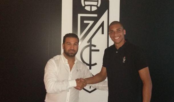 Matheus Doria, nuevo central del Granada CF