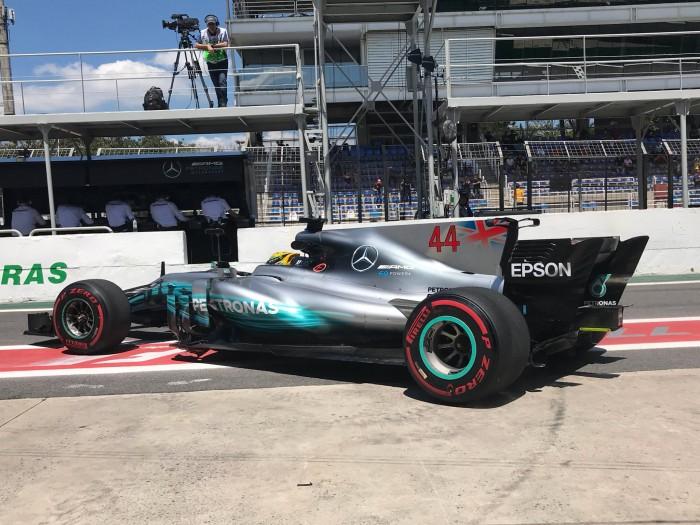 Formula 1, GP del Brasile: Hamilton si prende le FP1, Raikkonen è terzo
