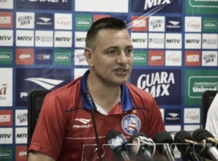 """Após derrota para Vasco, técnico Doriva lamenta: """"Faltou atenção"""""""