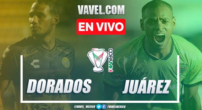Resultado y Resumen: Dorados 0-0 FC Juárez, Copa MX 2020