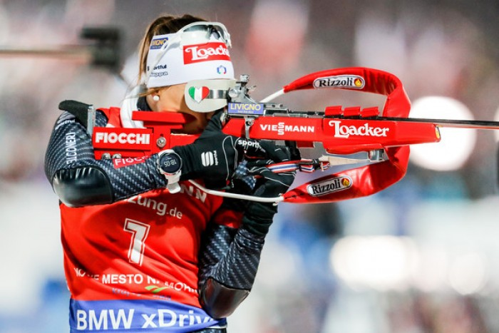 Biathlon - Hochfilzen 2017, Sprint femminile: Wierer sogna il podio, in quattro per l'oro
