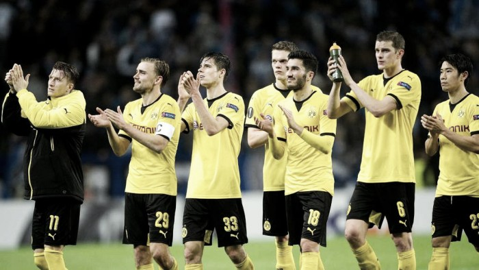 Borussia Dortmund - Tottenham Hostpur: VFTO as Spurs travel to Germany for huge Europa League clash