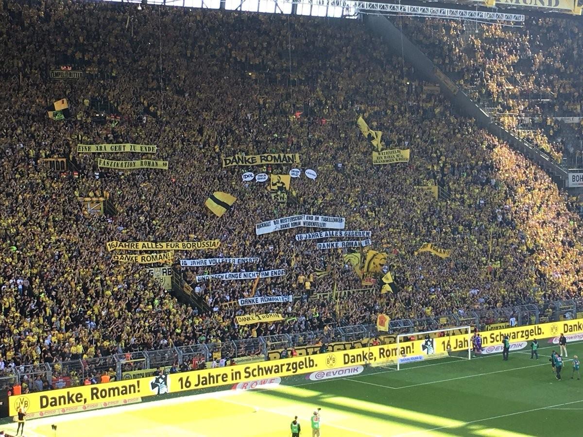 Borussia Dortmund 1 - 2 Mainz, la chiusura del cerchio