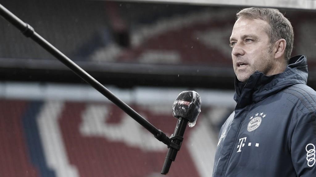 """Técnico do Bayern, Flick projeta Der Klassiker com o Dortmund: """"Temos que fazer nosso melhor"""""""