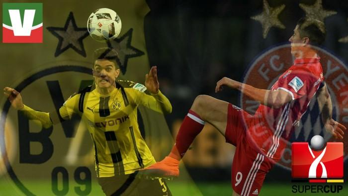 Supercoppa di Germania 2017 - Dortmund e Bayern alla ricerca dei primi sorrisi