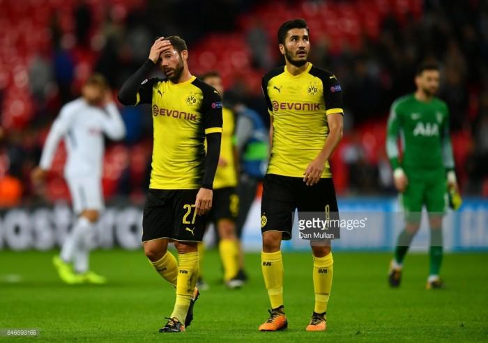 Tottenham Hotspur 3-1 Borussia Dortmund: Spurs sweep aside dominant Dortmund