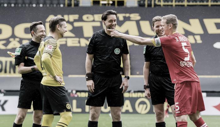 Emotiva despedida en Dortmund