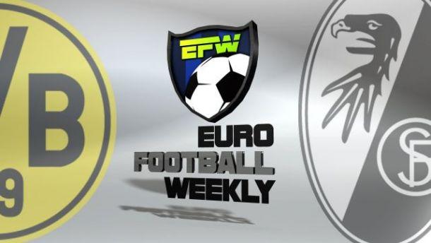 Borussia Dortmund-Fribourg en Direct Live (Terminé)