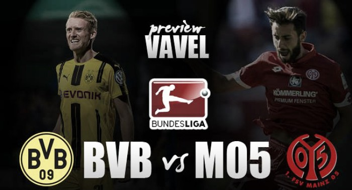 Borussia Dortmund vs FSV Mainz 05 Preview: Tuchel's side looking to lay down an early marker