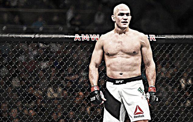 """Dos Santos: """"Cormier vs Lesnar por el título de UFC sería una falta de respeto para todos"""""""