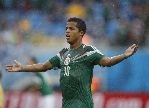 Al Messico basta Peralta: 1-0 al Camerun