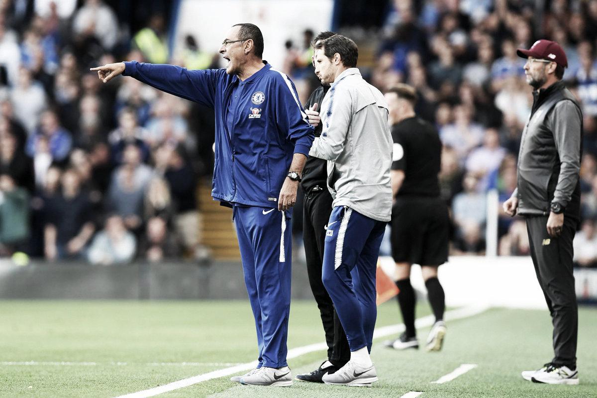 Liverpool rescató un empate en la casa del Chelsea