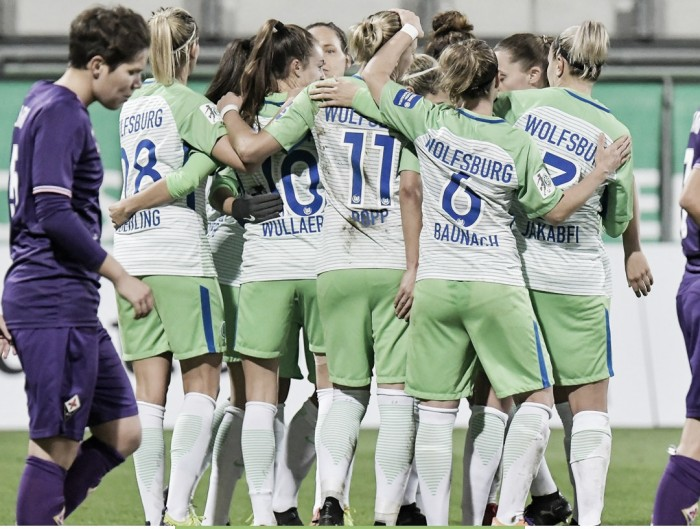 Wolfsburg, Chelsea, Linkopings e Barcelona garantem vaga nas quartas de final da UCL Feminina