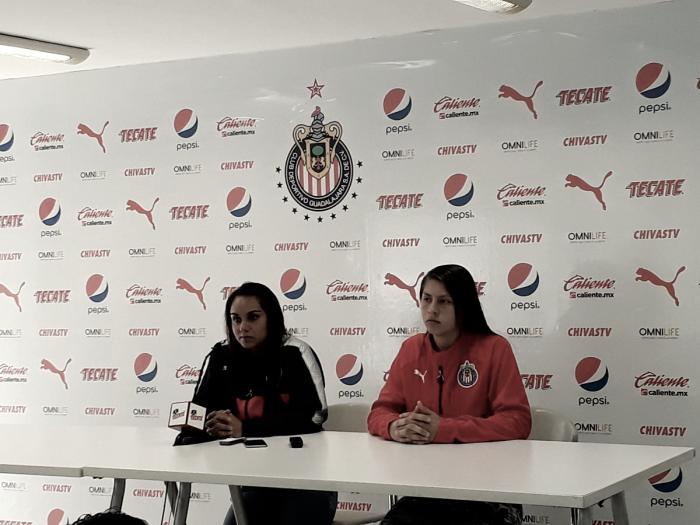 """Andrea Sánchez: """"Queremos el campeonato"""""""