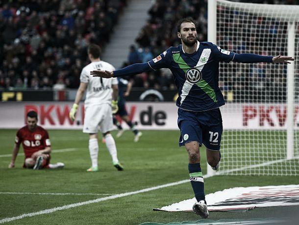 Bayer Leverkusen 4-5 VfL Wolfsburg: Heartsbroken on Valentines Day as Dost quadruple steals all 3 points