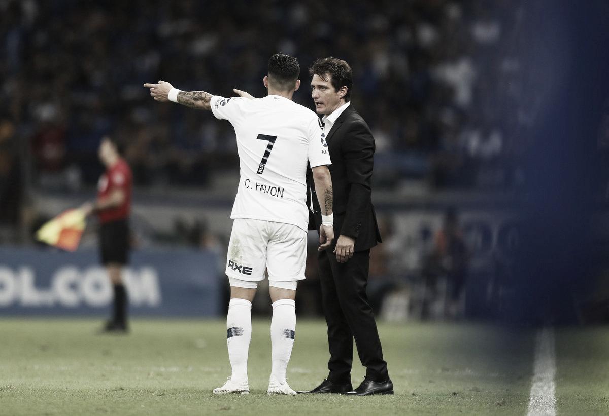 """Barros Schelotto: """"El equipo dejó la vida por la camiseta"""""""