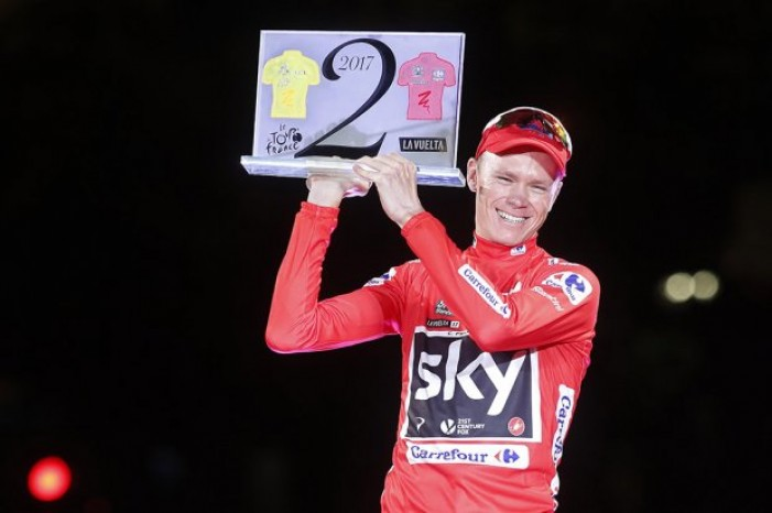 Ciclismo, Chris Froome, what else? Una doppietta che vale la storia