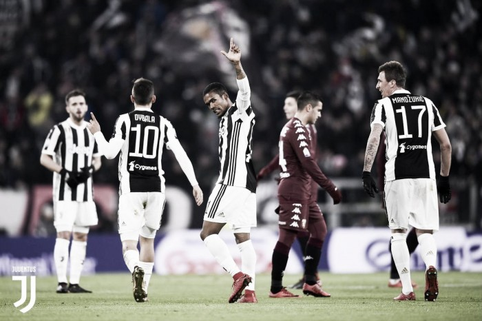 Torino 2-0: decidono Costa e Mandzukic. Completato il quadro delle semifinali