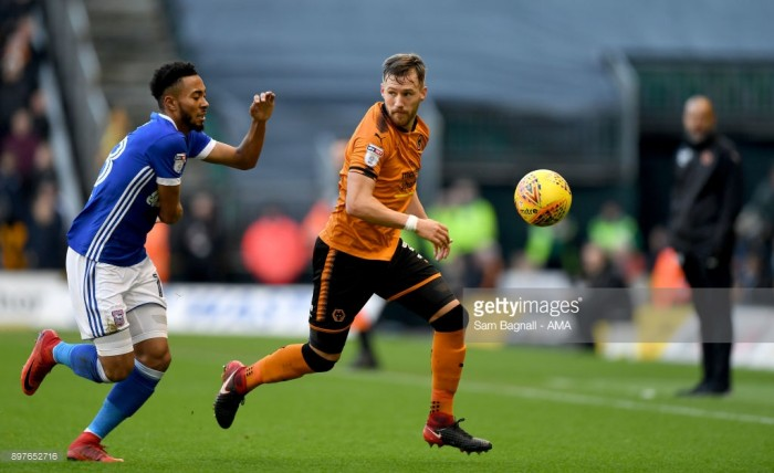 Ipswich Town vs Wolverhampton Wanderers Preview: League leaders hoping to return to winning ways against Tractor Boys