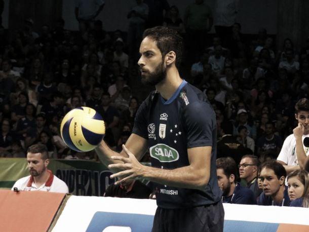 Douglas Cordeiro: um pernambucano a serviço do voleibol mineiro