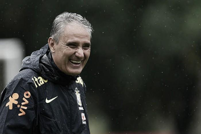 "Tite: ""Seria bom se Messi tivesse nascido no Brasil"""