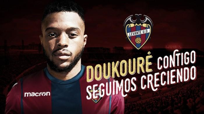 Cheick Doukouré ficha por el Levante UD
