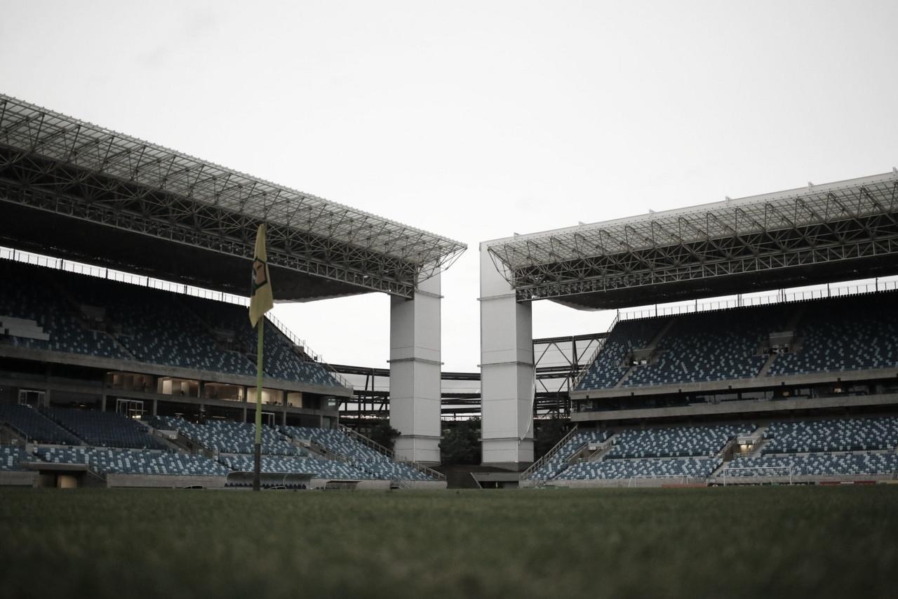 Arena Pantanal, estádio sede de Cuiabá x Sampaio Corrêa (Cuiabá EC / Divulgação)
