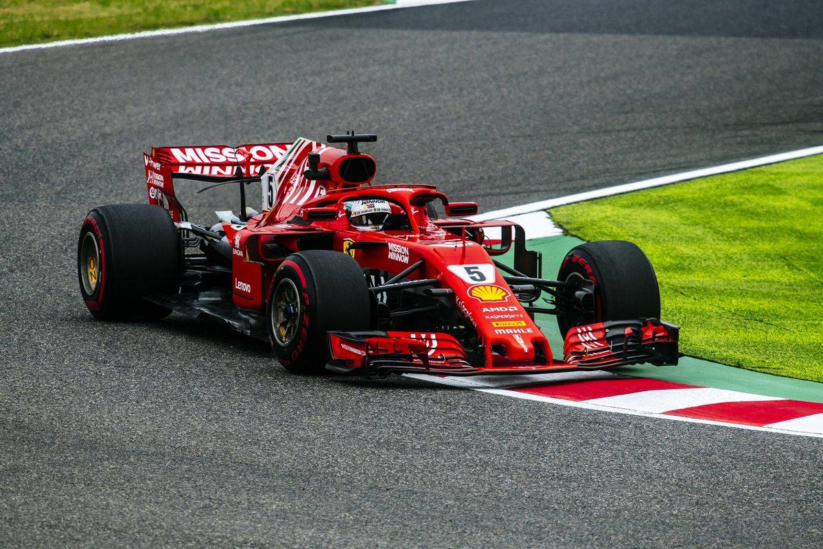 Formula 1 - Gran Premio del Giappone: le parole di Vettel e Raikkonen