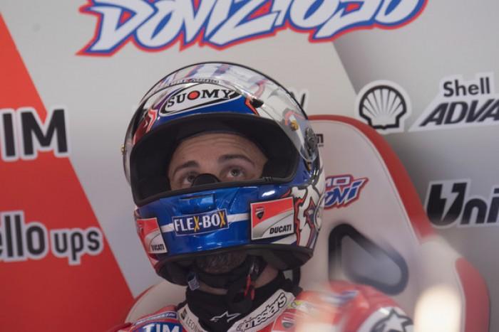 GP Germania, Sachsenring: DesmoDovi al comando nella FP1