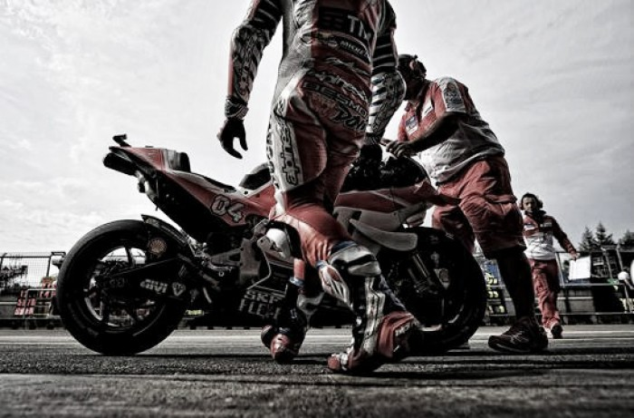 Tyre disasters for the factory Ducati teams lost them consecutive podiums
