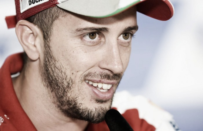 """Dovizioso: """"Brno circuito difficile"""". Viñales: """"Ora mi sento bene"""""""