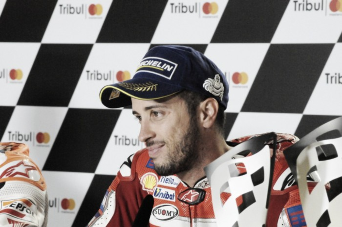 """Dovizioso dopo Misano: """"Dura la vita da Rossi, occhio a Viñales per il titolo"""""""